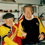 Ron with Life Member, Doug Drummond