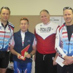 Brenton Thain, Neil McKenzie, Lindsay Davie (Recruitco), Kevin Hannaford