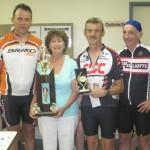 Brenton Thain, Sheila Cotton, Rod Bihet, Rod Hurley