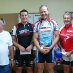 L-R:  Ron Backshall (Founder), Matt Stones, Kevin Hannaford, Kevin Murphy