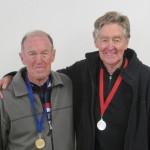 L-R:  Dean Semmler, John Page