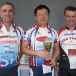 Rino Esposito, Zheng Li, Nick Steel
