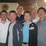 L-R:  Team VLCC - Matt Stones, Rob Spaven, Paul Heaft, Tim Jaeger, Terry Seidel, Zheng Li