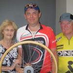 Carlien Doecke, Brenton Thain, Warren Wormald