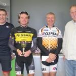 Geof Boylan-Marsland, Chris Green, Mike Hoile, Lindsay Davie (Recruitco)
