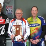 L-R:  Dave Barrett, Maarten Nieuwenhoven, Gavin White, Rhonda Spears
