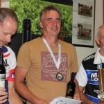 L-R:  Kevin Hannaford, Craig Beeching, John Stallard