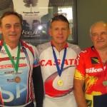 Charlie Maddern, Steve Kinder, Josef Hanuszewicz