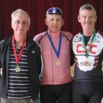 L-R: Peter Norhcott, Steve Kinder, Rodney Bihet