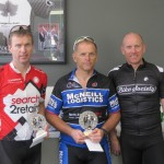 Div 1 L-R: Jason Rowland, Russell Hodson, Todd Paterson