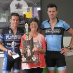 Div 1 L-R: Mark Faulkner, Sheila Cotton, Jason Andersch