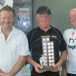 Div 2 L-R: Rob Gregory, Warren Wormald, Daryl Cummings