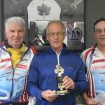 Div 2 L-R: Jim Hamilton, Phillip Norris, Charlie Maddern