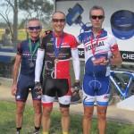 L-R: David Anderson, John Zoanetti, Greg Chivers