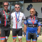 L-R: Mark Sierp, Nicholas Steel, Russel Hodson