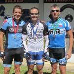 L-R: Craig Feely, Matthew Miller, Angelo Anibaldi